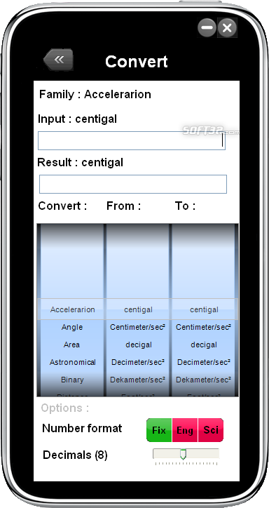 MyCalc2 Screenshot 3