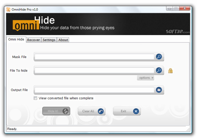 OmniHide PRO Trial Screenshot 3