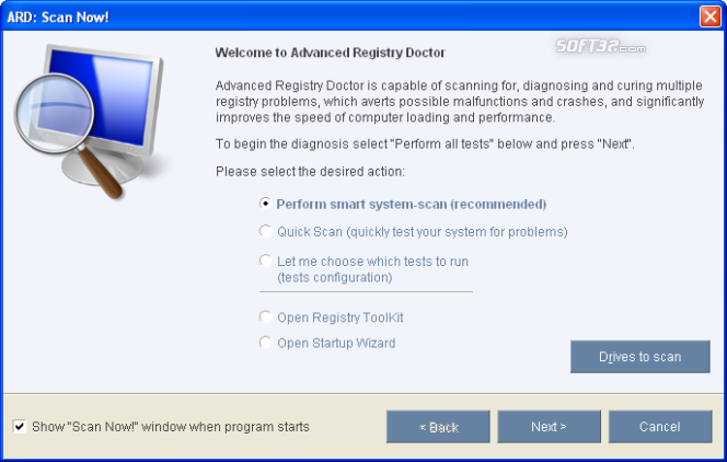 Advanced Registry Doctor Pro Screenshot 3