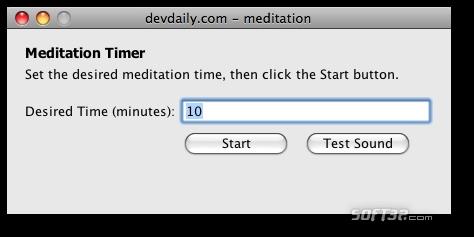 Meditation Screenshot 3