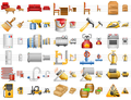 Perfect Warehouse Icons 1