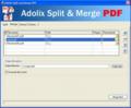 Adolix Split and Merge PDF 1