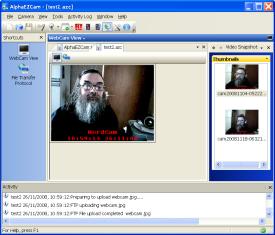 AlphaEZCam Screenshot
