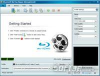 iSharesoft Blu Ray Ripper Screenshot 1