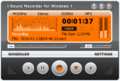 i-Sound Recorder for Windows 7 1
