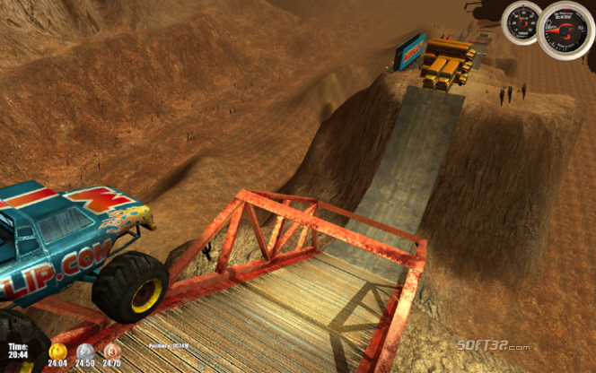 Monster Trucks Nitro Screenshot 2
