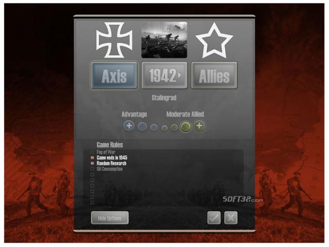 Commander Europe at War Screenshot 6