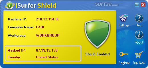 iSurfer Shield Screenshot 3