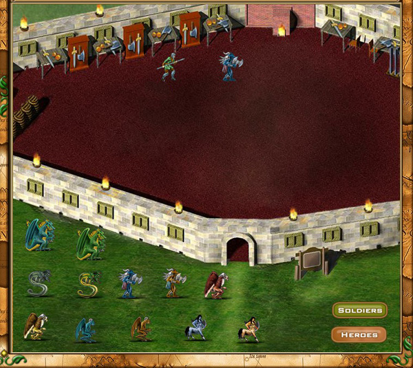 Red Wars Screenshot 1