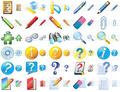Large Education Icons 1