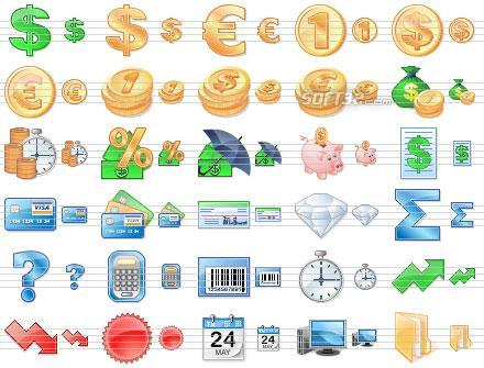 Perfect Business Icons Screenshot 3