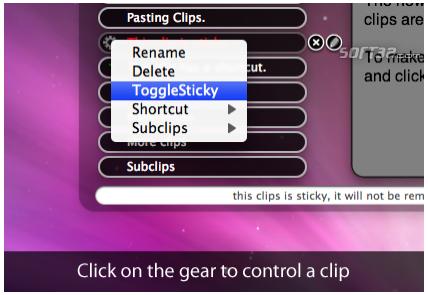 CuteClips Screenshot 2