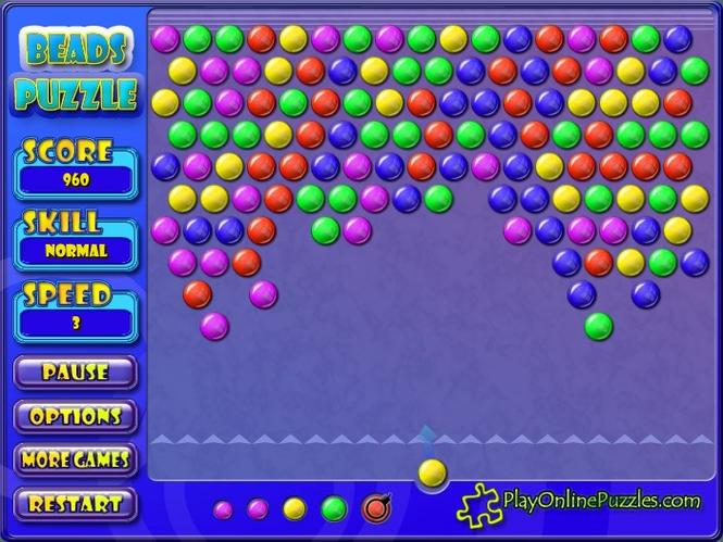 Beads Puzzle Screenshot