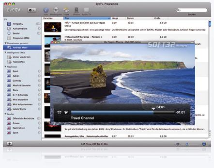 EyeTV Screenshot 3