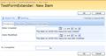 Virto Ajax SharePoint List Form Extender 1