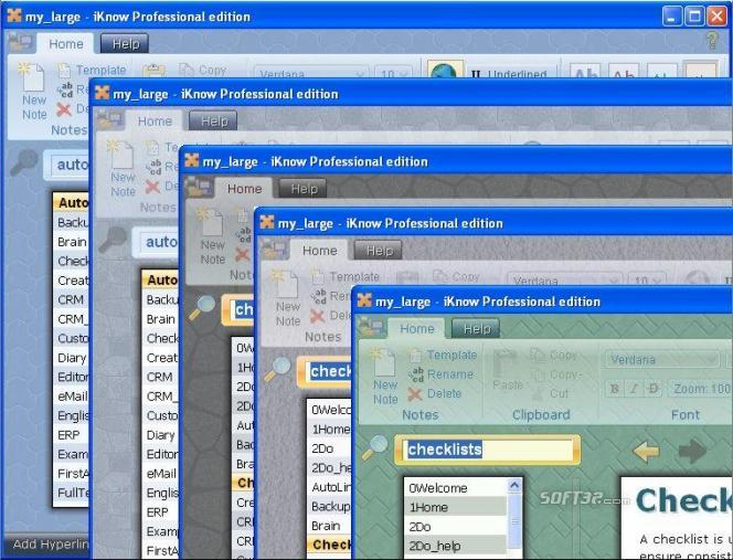 PpcSoft iKnow Pro Screenshot 3