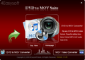 4Easysoft DVD to MOV Suite 1