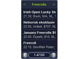 Poker Monitor Screenshot 1