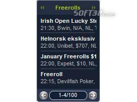 Poker Monitor Screenshot 3