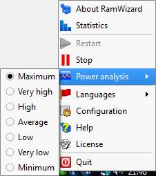 RamWizard Screenshot