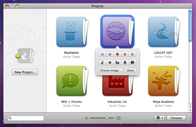 MacRabbit Espresso Screenshot 2