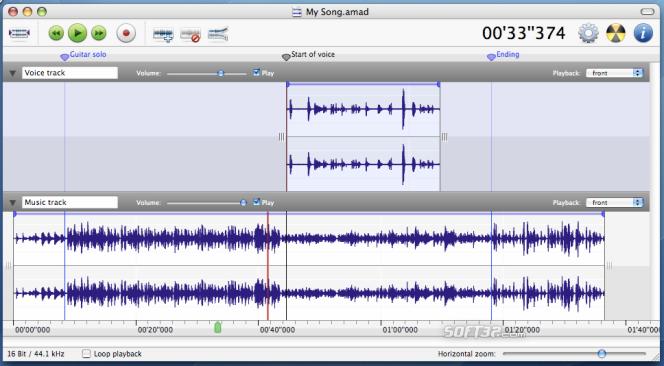 Amadeus Pro Screenshot