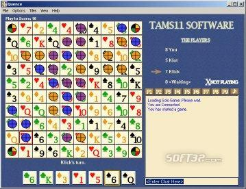 Tams11 Quence Screenshot 2
