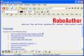 RoboAuthor 1