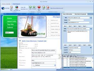 SliQ Submitter Lite Screenshot 2