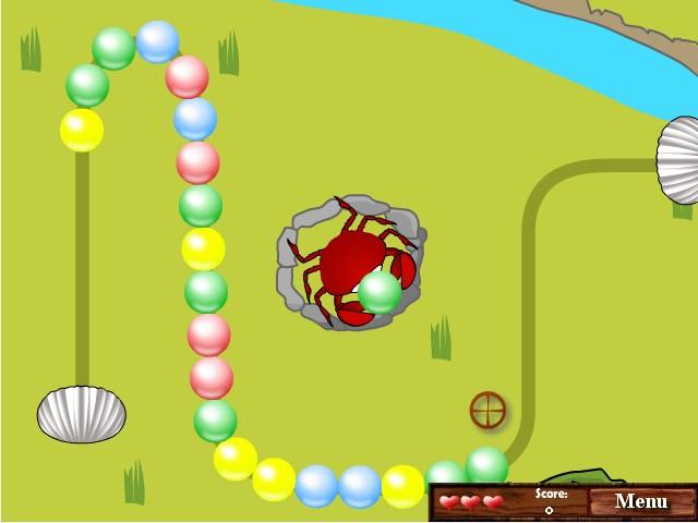Crab Jeweller Screenshot