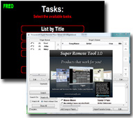 TriceraSoft Super Remote Request Tool Screenshot