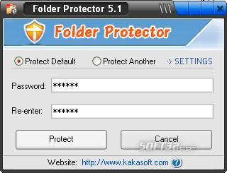 KaKa Folder Protector Screenshot 3