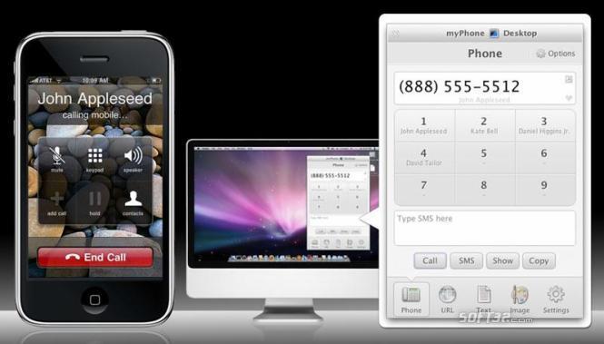 myPhoneDesktop Screenshot 3