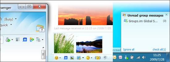 MSNPlus Screenshot 1