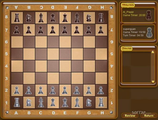 Chess Game Screenshot 2