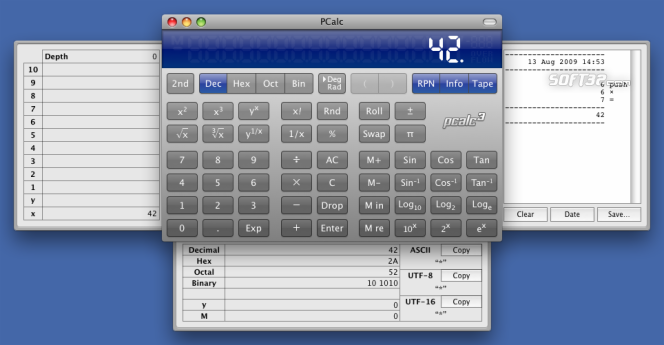 PCalc Screenshot 3