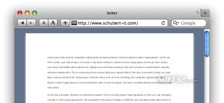 Word Browser Plugin Screenshot 1