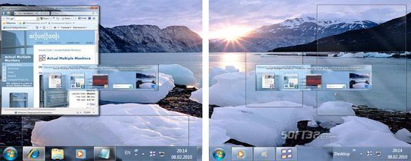 Actual Multiple Monitors Screenshot 3