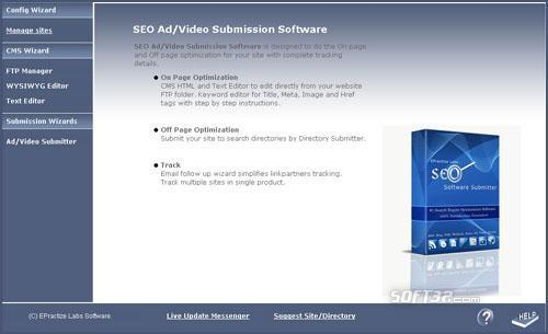 Free Ad/Video Submitter Enterprise Edition Screenshot 3