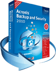 Acronis Backup and Security Screenshot 1