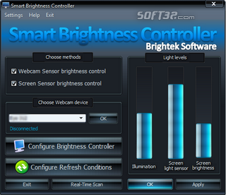 Smart Brightness Controller Screenshot 1