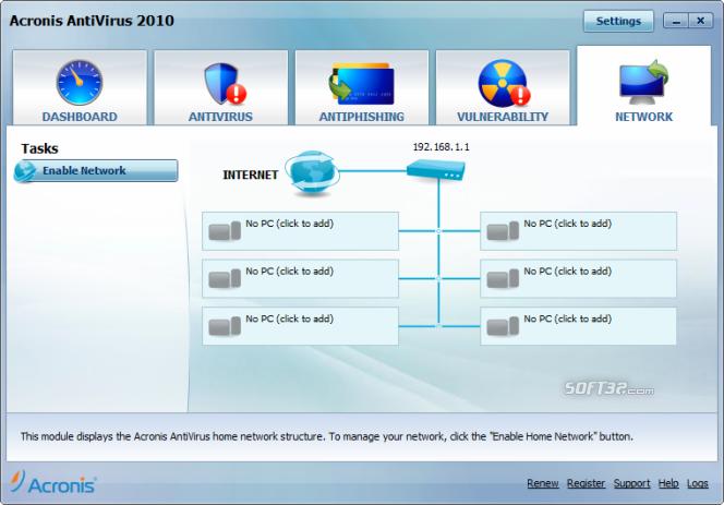 Acronis Antivirus Screenshot 4