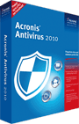 Acronis Antivirus Screenshot