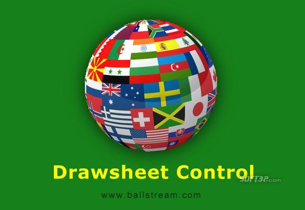BallStream Drawsheet Control Screenshot 2