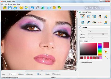 Photo Makeup Editor Screenshot 2