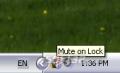 Mute on Lock 3