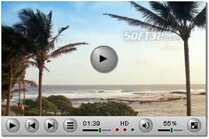 ESA HD Media Player Screenshot 2