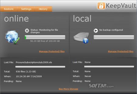 KeepVault Screenshot 2