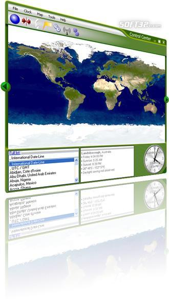 World Time Manager Screenshot 2