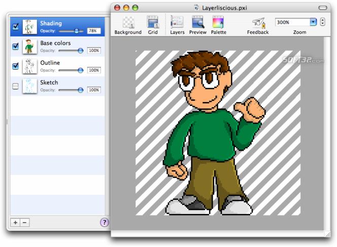Pixen Screenshot 2
